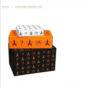 Jawbreaker mini pallete from Halloween box
